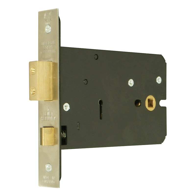 5 Lever Horizontal Mortice Lock