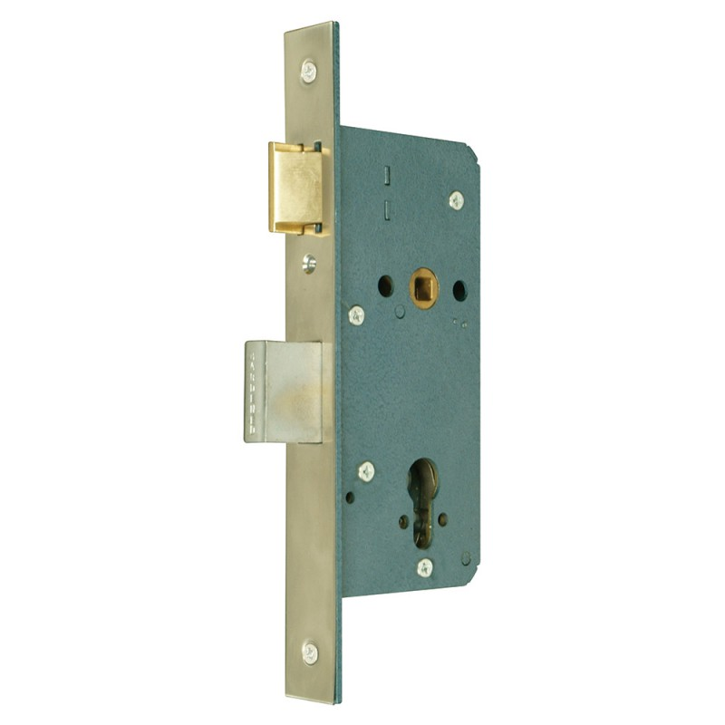 Conforms to BS3621:1998 Euro-Profile Heavy Duty Mortice Sashlock