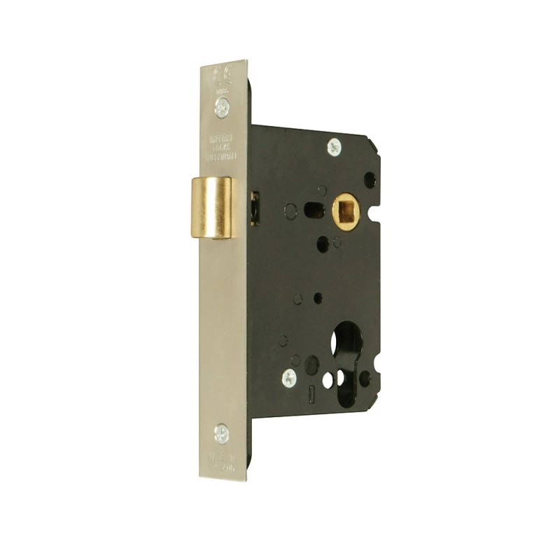 Euro-Profile Cylinder Mortice Night Latch