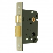 Additional Photography of Euro-Profile Cylinder Mortice Night Latch