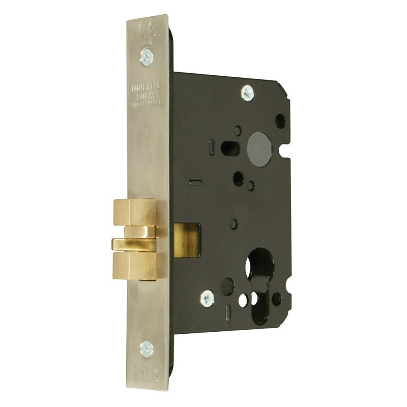 Euro-Profile Cylinder Mortice Sliding Door Lock