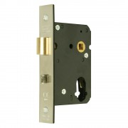 Additional Photography of Dual-Profile Cylinder Mortice Night Latch with Anti-thrust Bolt