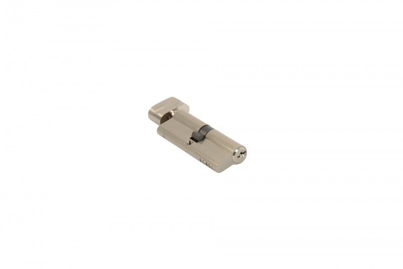 Master Keyed Euro-Profile Key & Turn Cylinder