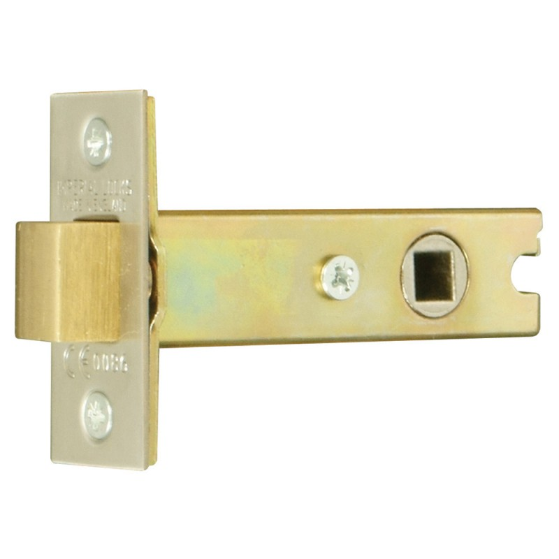 Tubular Mortice Privacy Deadbolt Light Duty