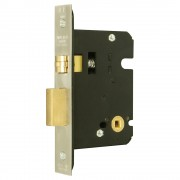Additional Photography of Heavy Duty Push / Pull Roller Bolt Bathroom Mortice Lock