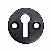 Additional Photography of Keyhole Escutcheon