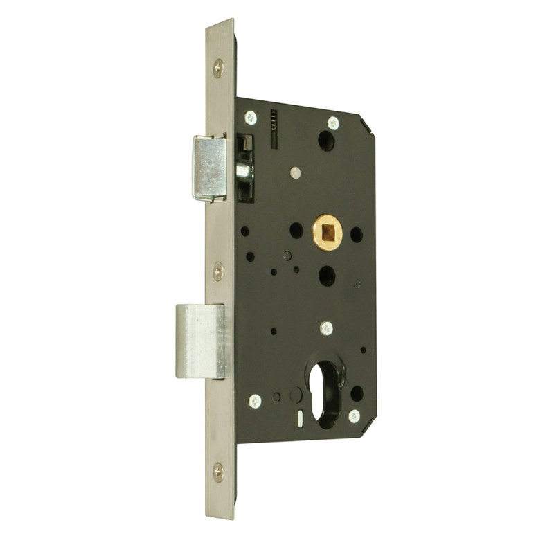 Oval-Profile Cylinder Escape Sashlock