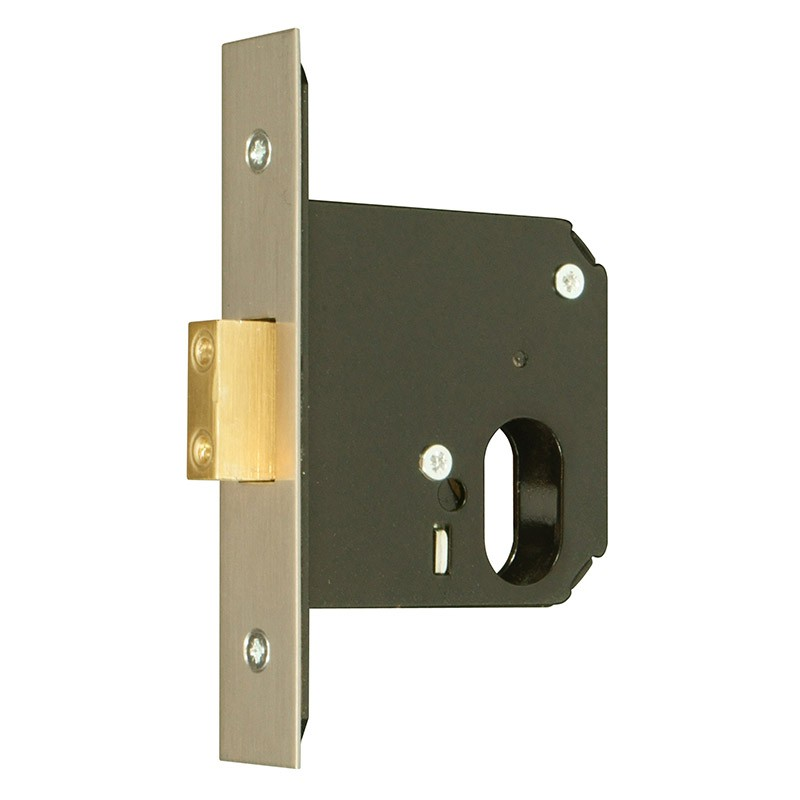 Oval-Profile Cylinder Deadlock Small Case