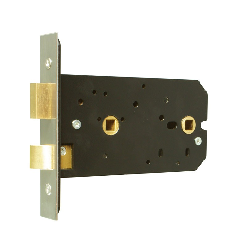 Horizontal Bathroom Mortice Lock