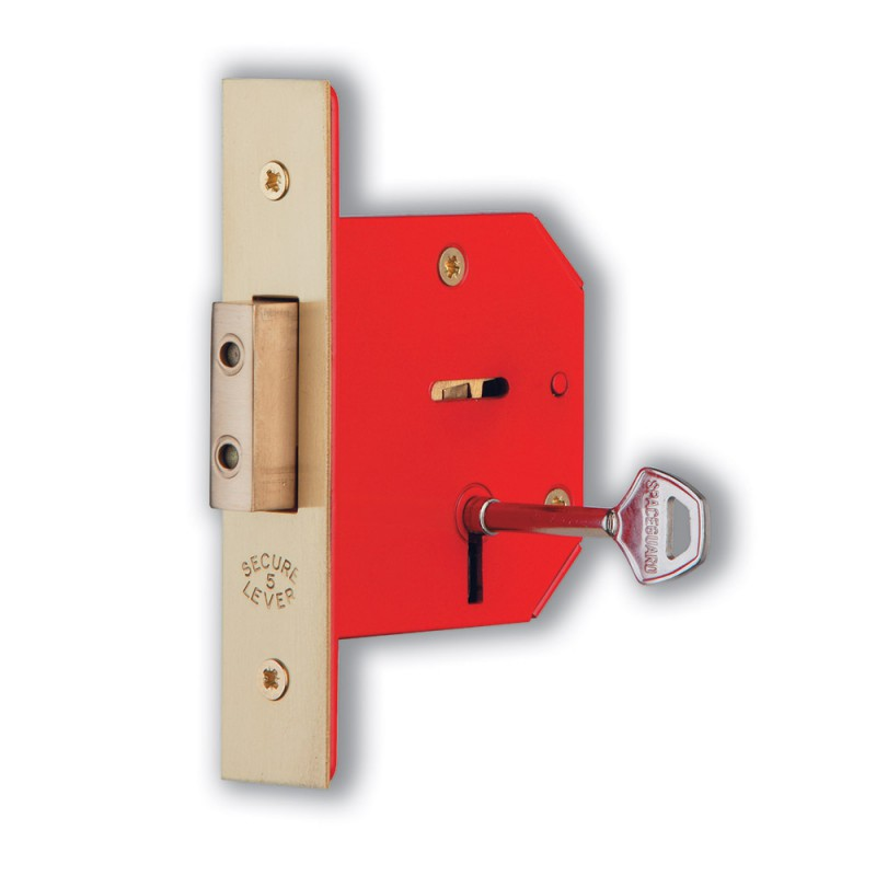 Double Throw Mortice Deadlock