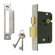 Architectural 5 Lever Security Mortice Locks