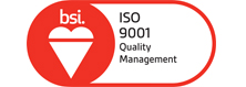 BSI Registered - BS EN ISO 9001:2008 Cert No. FM 02017